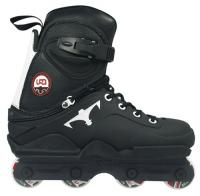 Powerslide USD Realm Black Aggressive Skates