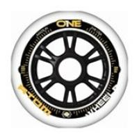 Atom One Inline Speed Wheels 110 x 86A set of eight