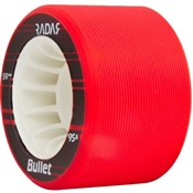 Riedell Sonar Demon wheels indoor speed skate 62mm