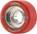 Radar Roller skate wheels Diamond