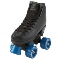 RW Wave Roller Skates Junior Boys Black