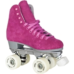 Pink Boardwalk Roller Skates