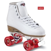 Sure-Grip roller skates Girls Fame  Avanti White