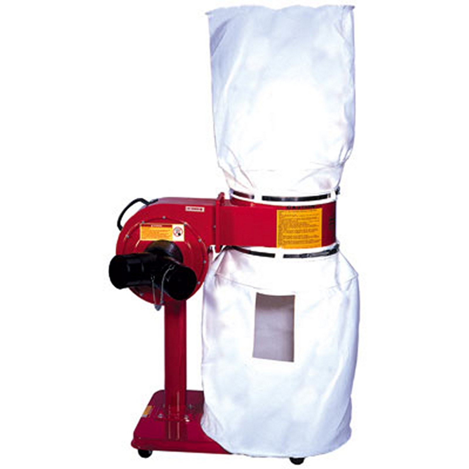 1hp Dc1b Xl Dust Collector With 1 Micron Bags Item