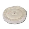 White Diamond Fabric Wheel  Item #: LBUFFW2