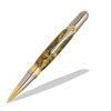 Broadwell Art Deco Gold TN and Black T/N Ball Point Pen Kit  Item #: PKART6B