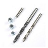 Drill bits, bushings, trimmer sleeve set for Broadwell Nouveau Sceptre Rollerball Pen Kits  Item #: PKDBRBSET