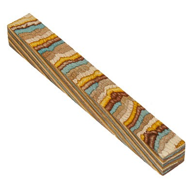 Color Grain Southwest 5/8 in. x 5/8 in. x 5 in. Maxi Pen Blanks  Item #: PKEZLAM40