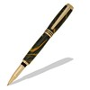 Tycoon 24kt Gold Rollerball Pen Kit  Item #: PKTYRB24