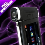 Full Spectrum HD Camcorder with IR and UV