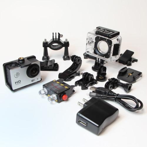 UFOStop UFO Hunting Equipment - Full Spectrum POV Cam