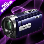 Full Spectrum Sony Camcorder