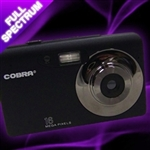 Full Spectrum Digital Camera IR and UV