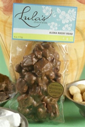 Lula's chocolates, Aloha rocky road