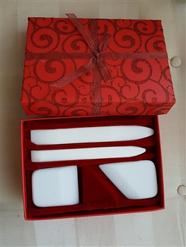 Bookbinder's Gift Box of 4