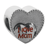 Corazon I love MOM