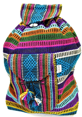 Cuetzalan Mexican Backpack - Multi 5
