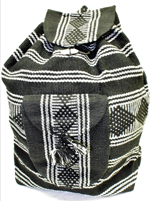 Cuetzalan Mexican Backpack - Multi 9