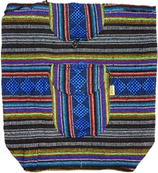 Cuetzalan Mexican Backpack - Multi 12