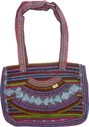 Purse - Traditional Cuetzalan Purse - C3