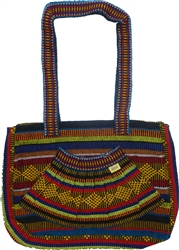 Purse - Traditional Cuetzalan Purse - C5