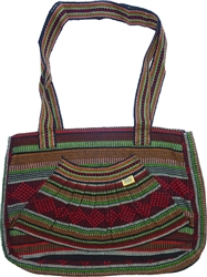 Purse - Traditional Cuetzalan Purse - C6