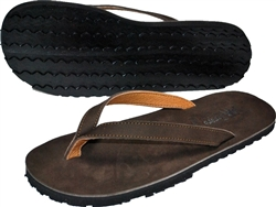 Torero Men's Thong Sandals - Brown