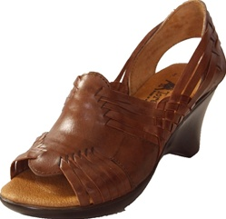 Women's Tapatia Huaraches - Brown