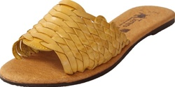 Women's Sirena Huaraches - Yellow