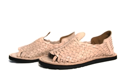 Torero Men's Grueso Huaraches - Natural