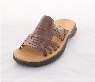 NEW El Rey Huaraches - Brown