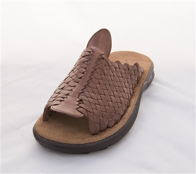 NEW Borracho Beach Sandals - Brown