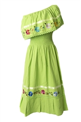 Find Mexican Party Dresses, All Colors