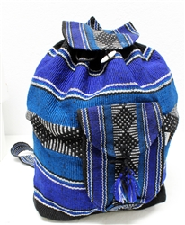 Mexican Backpack - Mayan 8