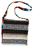 Mexican Blanket Bag - Brown 2