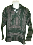 Baja Pullover - Dark Green