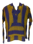Baja Pullover - Purple/Yellow (M)