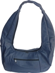 Authentic Leather Purse - Blue - PL332