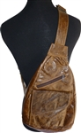 Authentic Leather Purse - Brown - PL335