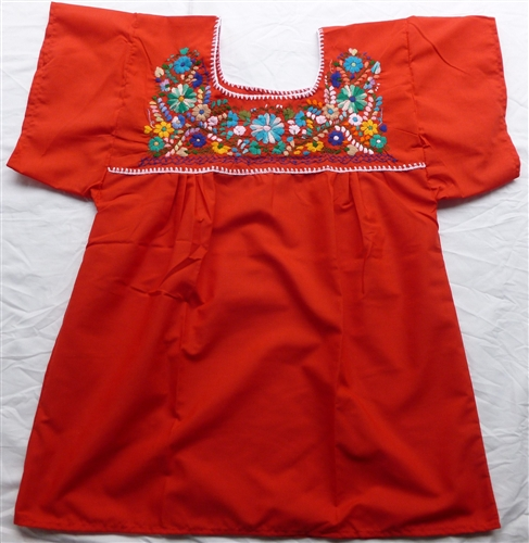 Buy pueblo embroidered blouses