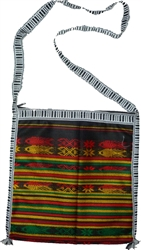 Handbag - Traditional Shoulder Bag - S5