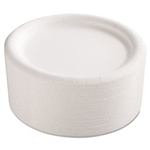 Premium Heavy Coated Paper Plates 9 Inch 500