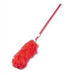 "Boardwalk Model BWK-L3850 Lambswool Extendable Duster, Plastic Handle Extends 35"" to 48"""