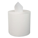 BWK6415 Boardwalk Center-Pull Paper Hand Towels 2-Ply White