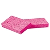 BWKCSIA Small Pink Absorbent Cellulose Sponges