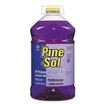 Model CLO 97301 Pine-Sol Lavender Scented All-Purpose Cleaner 3 x 144oz