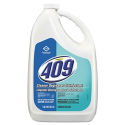 Model CLO35300CT Formula 409 Cleaner, Degreaser, Disinfectant Spray, 4 x 1 Gallon Refills