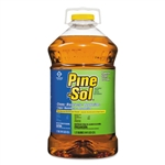 Model CLO 35418CT Pine-Sol Pine Scent Disinfectant All-Purpose Cleaner 3 x 144oz