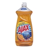 Colgate Palmolive AJAX Triple Action Hand Washing Dish Soap Detergent - Antibacterial Orange 6 x 52oz Squeeze Bottles