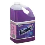 Model CPC 05253 - Colgate Palmolive Fabuloso Lavender Scented All Purpose Cleaner 4 x 1 Gallons